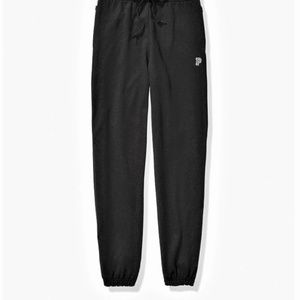 VS Pink L Pants Campus Oversized Premium Sweats x